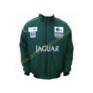 Jaguar Green Racing Jacket