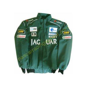 Jaguar Racing Green Jacket