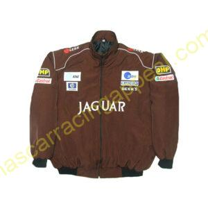 Jaguar Racing Jacket Brown