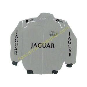 Jaguar Racing Jacket Light Gray