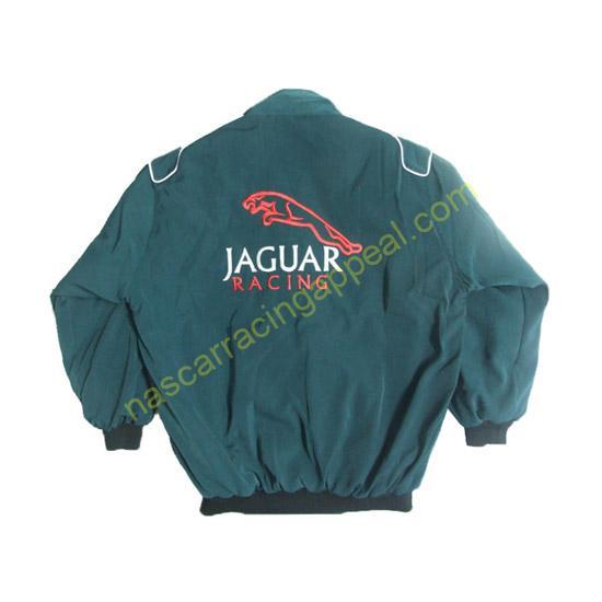 Jaguar Racing Jacket Dark Green