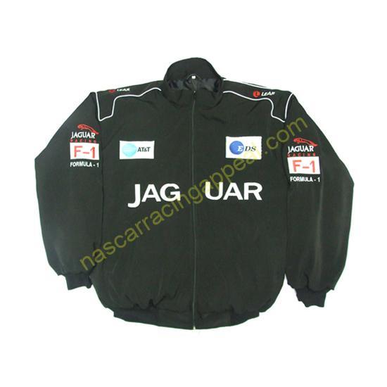 Jaguar XJ-S Black Racing Jacket