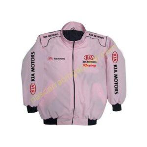Kia Motors Racing Jacket Pink