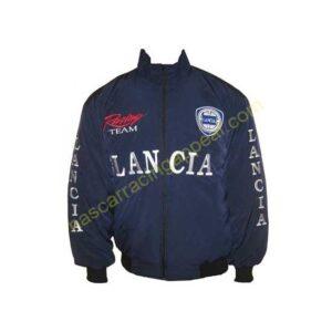 Lancia Racing Jacket Dark Blue