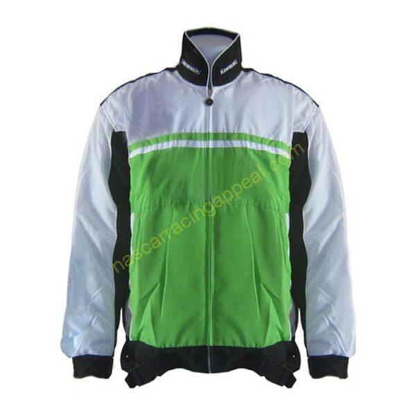 KAWASAKI MOTOGP Motorcycle Racing Jacket 15