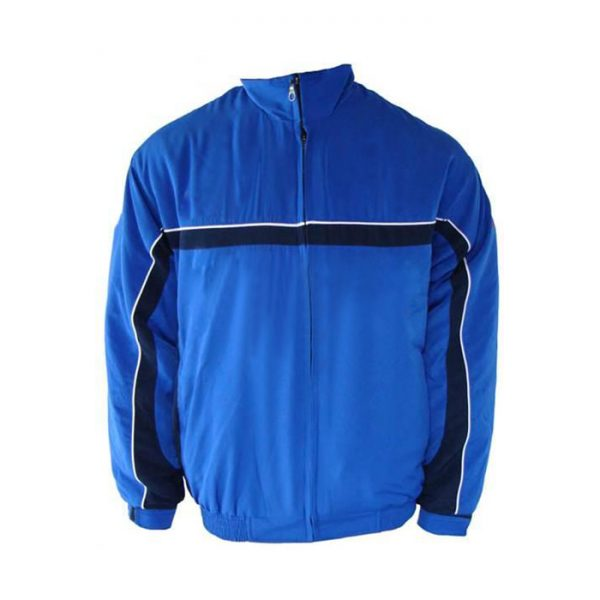 Triumph Daytona Racing Jacket Royal Blue