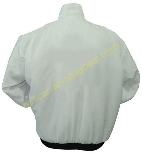 Plain Jacket White